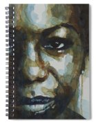 Nina Simone Ain't Got No Spiral Notebook
