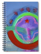 Nine Eleven Image Spiral Notebook