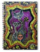 Nine Lives     Spiral Notebook