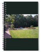 Nine Spiral Notebook