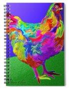 Nini's Hen Spiral Notebook
