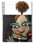 Nip And Tuck Spiral Notebook