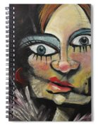 Nip And Tuck Version Two Spiral Notebook