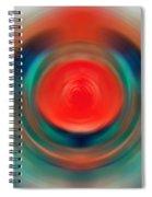 Nirvana - Energy Art By Sharon Cummings Spiral Notebook