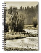 Nisqually Tide Pools Spiral Notebook