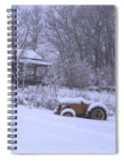 No Chores Today Spiral Notebook