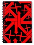 No Direction 1 Spiral Notebook
