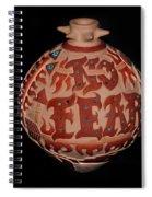No Fear Spiral Notebook