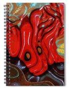 No Guts No Glory Spiral Notebook
