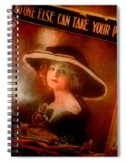 No One Else... Spiral Notebook