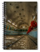 No Swimming  Spiral Notebook