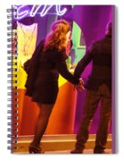 No Time For Shopping Spiral Notebook