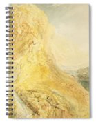 No.0571 Mossdale Fall, Yorkshire Spiral Notebook