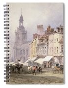 No.2351 Chester, C.1853 Spiral Notebook