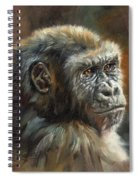 Noble Ape Spiral Notebook