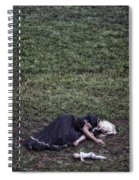Nobody Wants To Play With Me Spiral Notebook