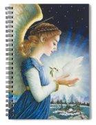 Noel Spiral Notebook