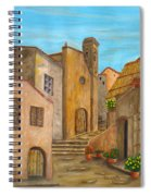 Nola 2 Spiral Notebook