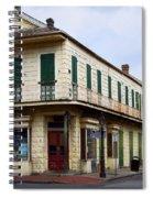 Nola Streetcorner Spiral Notebook