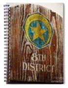 Nola's 8th District Spiral Notebook
