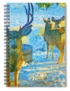 Nomad - Little Dollop And Rudi Spiral Notebook