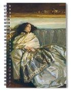 Nonchaloir Repose Spiral Notebook