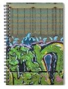 None Spiral Notebook
