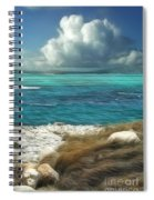 Nonsuch Bay Antigua Spiral Notebook