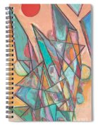 Noontime Spiral Notebook