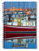 Nordic Tug Spiral Notebook