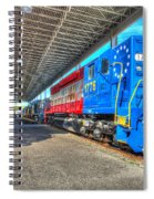 Norfolk And Western 1776 Spiral Notebook