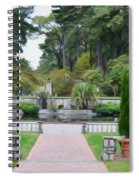 Norfolk Botanical Gardens 6 Spiral Notebook
