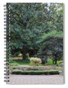 Norfolk Botanical Gardens 7 Spiral Notebook