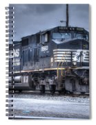 Norfolk Southern #8960 Engine II Spiral Notebook