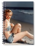 Norma Jeane Spiral Notebook