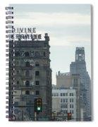 North Broad Street Spiral Notebook