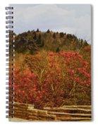 North Carolina Beauty Spiral Notebook