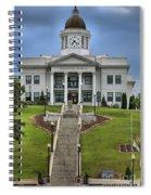 North Carolina Jackson County Courthouse Spiral Notebook