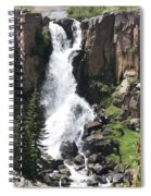 North Clear Creek Falls Spiral Notebook