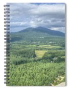 North Conway Vista Spiral Notebook