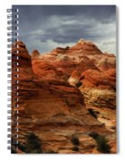 North Coyote Buttes Arizona Spiral Notebook