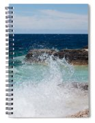 North East Winds Spiral Notebook