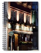 North End Charm Spiral Notebook