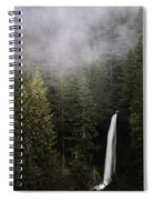 North Falls Spiral Notebook
