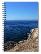 North From Palos Verdes Spiral Notebook