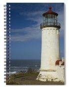 North Head Lighthouse 1 D Spiral Notebook