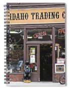 North Idaho Trading Company Spiral Notebook