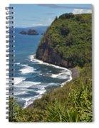 North Kona Coast 1 Spiral Notebook