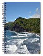 North Kona Coast 2 Spiral Notebook