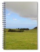 North Kona Greenscape Spiral Notebook